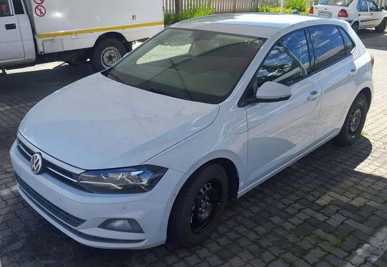 Новый Volkswagen Polo замечен без камуфляжа