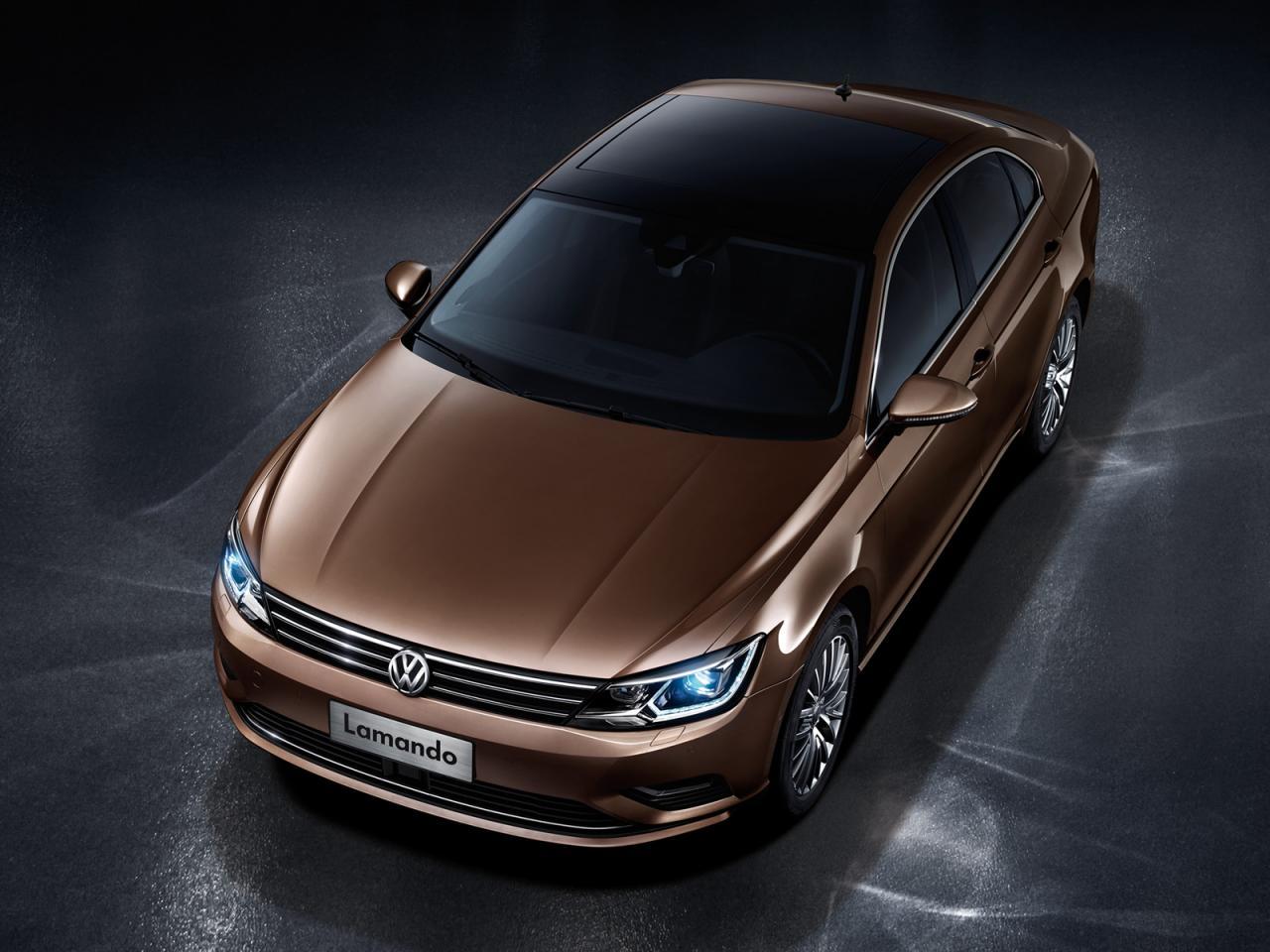 Volkswagen Lamando front