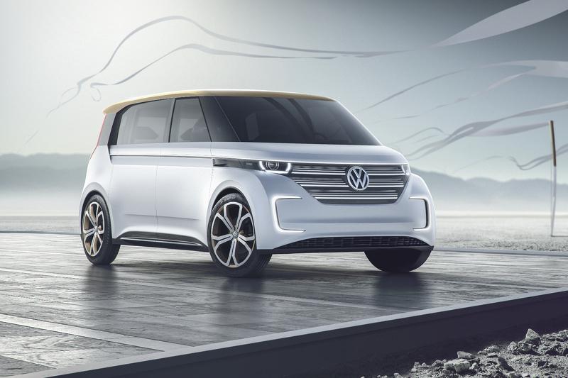 Volkswagen показал предвестника будущего Microbus