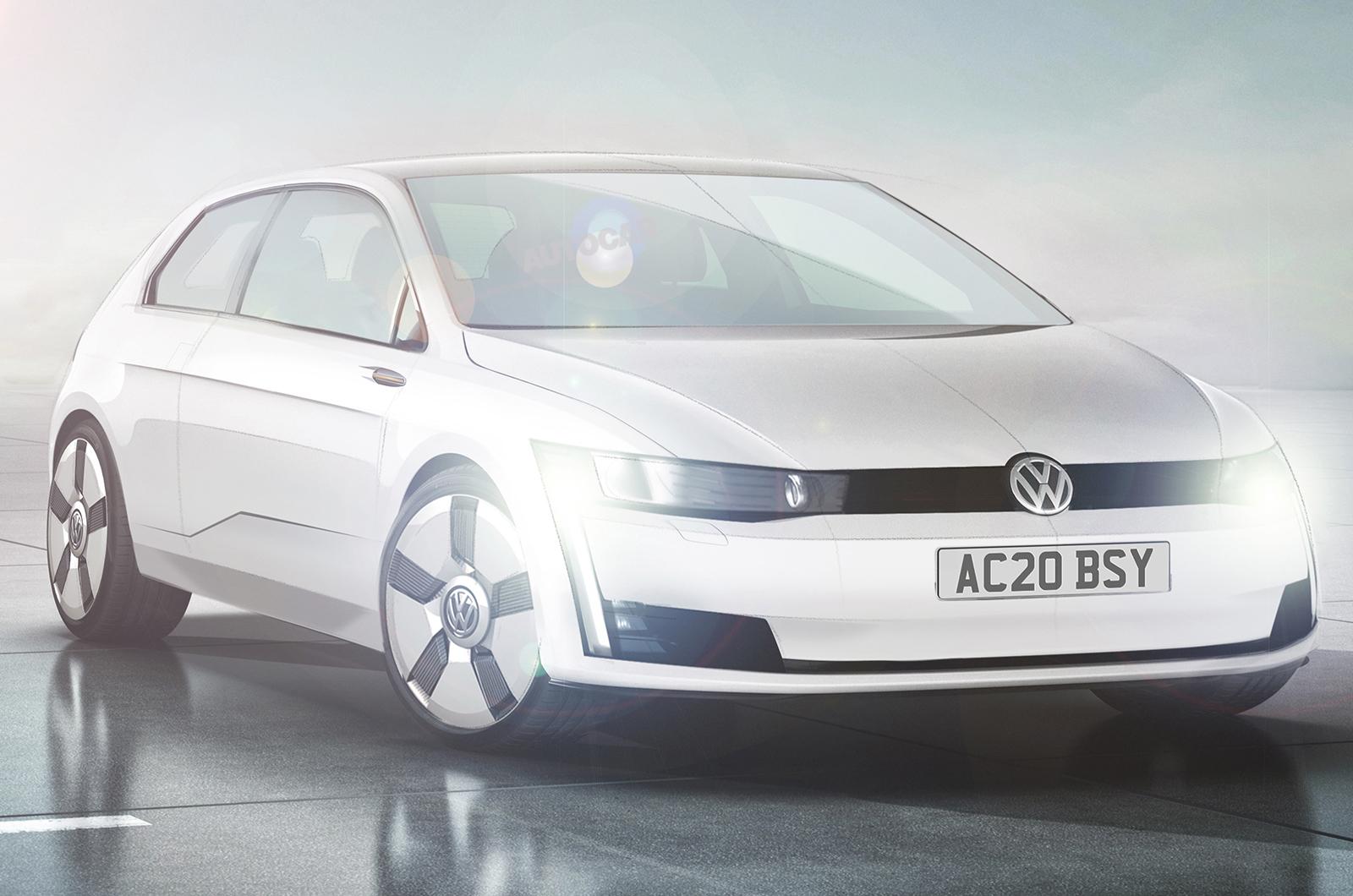Volkswagen Golf Autocar