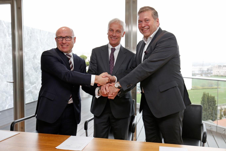 Volkswagen и Tata начнут сообща выпускать автомобили