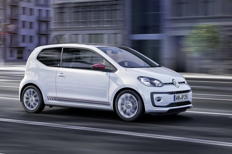 Самый маленький Volkswagen стал громче с акустикой Beats Audio