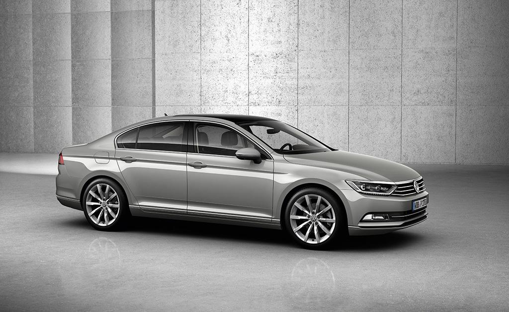 Европейским «Автомобилем года» стал Volkswagen Passat B8