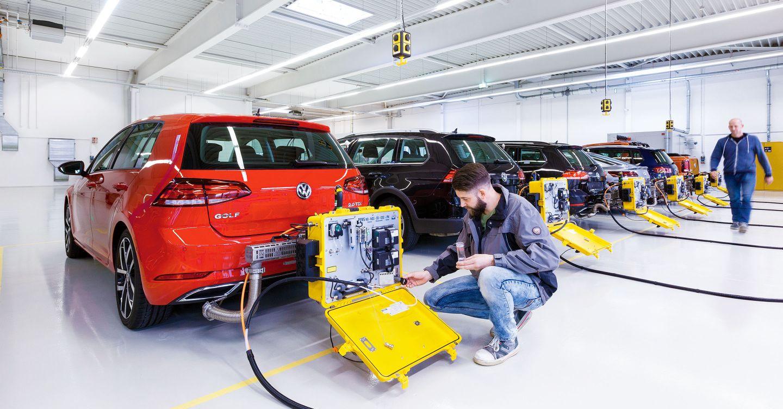 Сертификацию по новому стандарту WLTP прошла только половина моделей Volkswagen