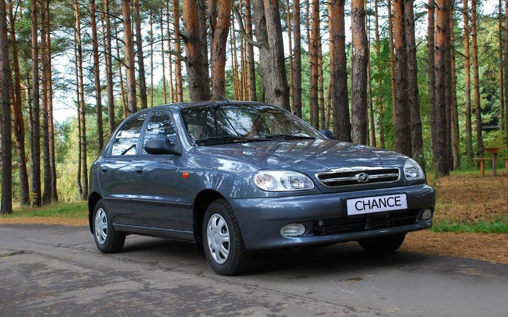 Продажи ЗАЗ в России упали в три раза (итоги 2013 года)